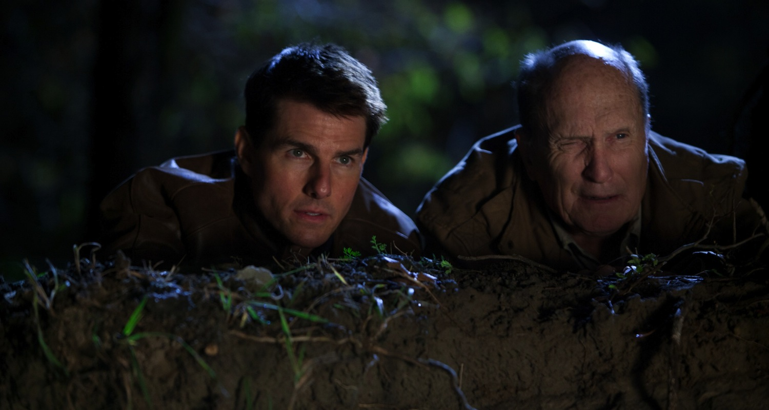 JACK REACHER: SHOULD HE REACH FOR ANOTHER SEQUEL?