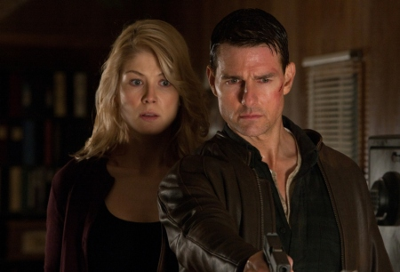 Jack Reacher and Helen Rodin