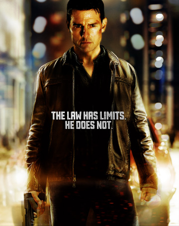 Jack Reacher movie poster | Movie Review: Jack Reacher | TBL Pt. 1