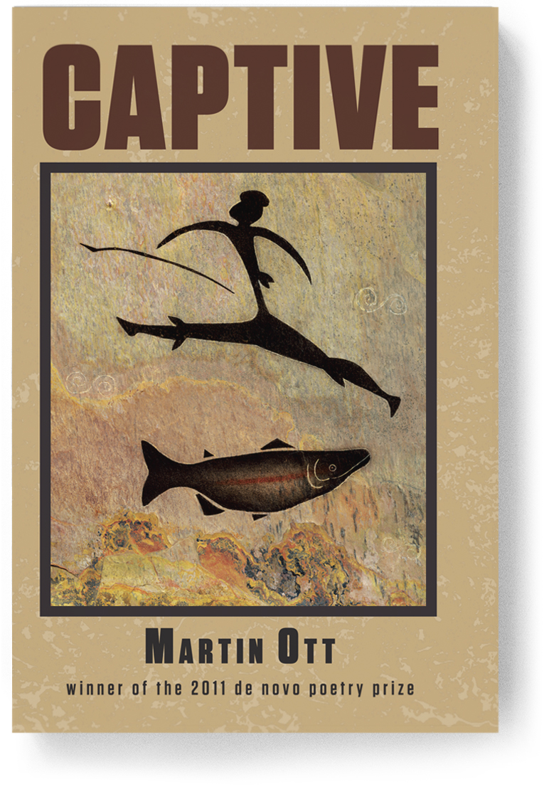 Book Review: Captive by Martin Ott | Poetry | TBl part one