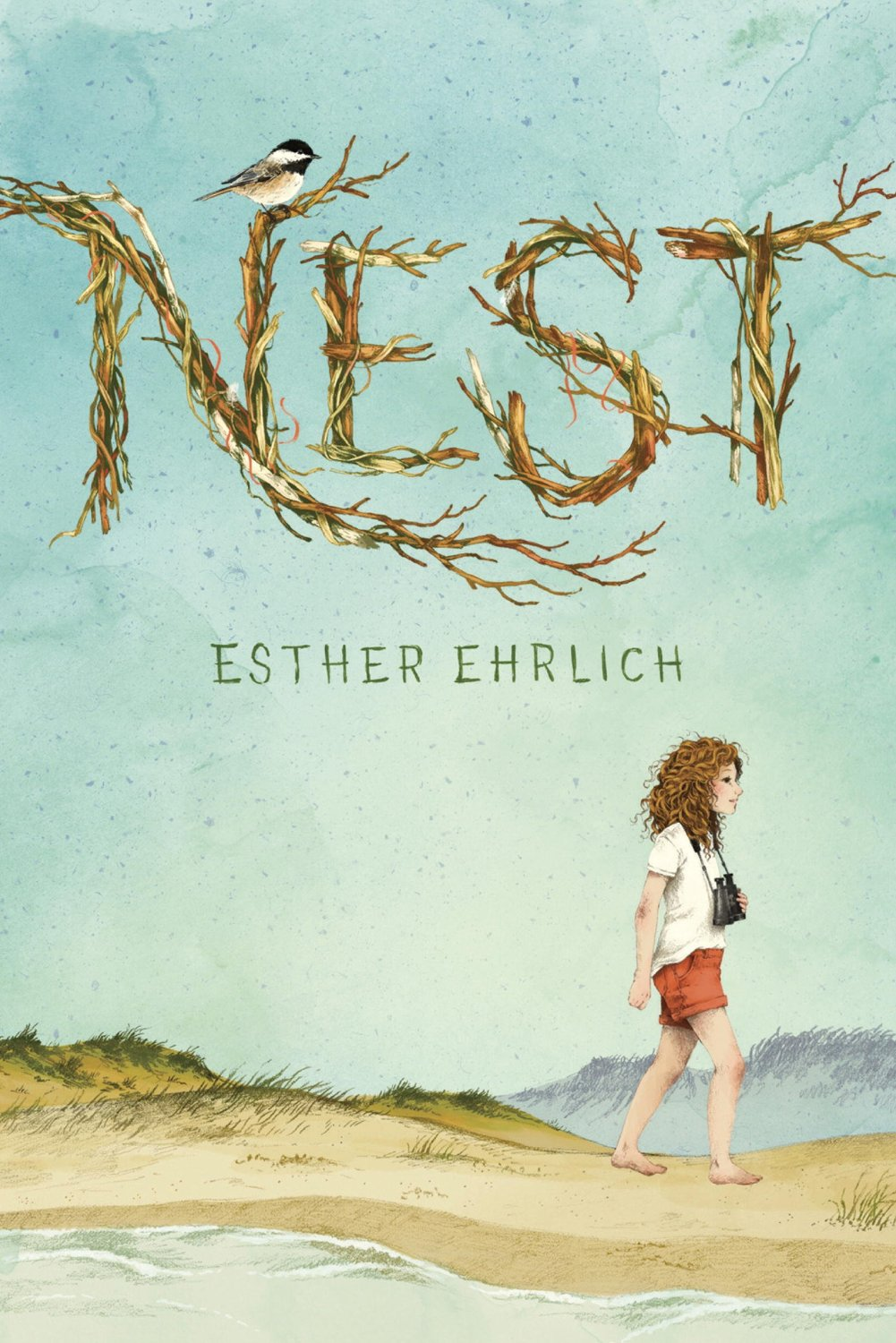 An Image of Esther Ehrlich's Nest, a middle-grade book that is about the experience of growing up. | The Black Lion Journal | The Black Lion