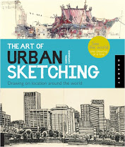 "From ""Urban Sketchers – Will Freeborn"" 