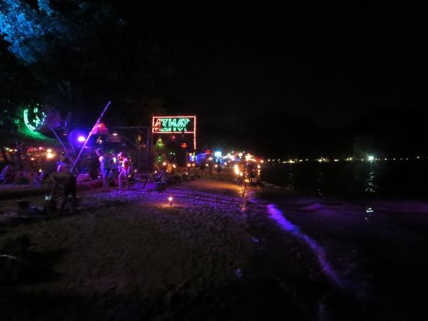 Phi Phi Island Beach Party