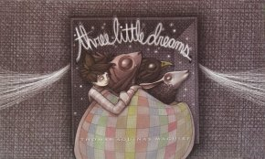 Three Little Dreams–A Picture Book Unlike Any Other | TBL Pt. 5