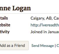 Anne Logan Interview Header