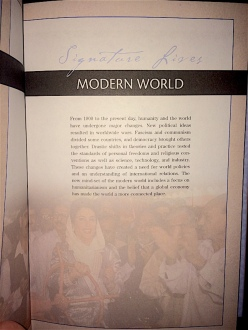 Signature Lives: Modern World Series | The Black Lion Journal