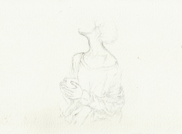 Woman Holding Tea Coffee