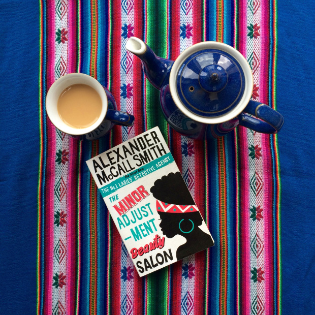 © 2016 Changing Pages | Alexander McCall Smith The Minor Adjustment Beauty Salon | The Black Lion Journal