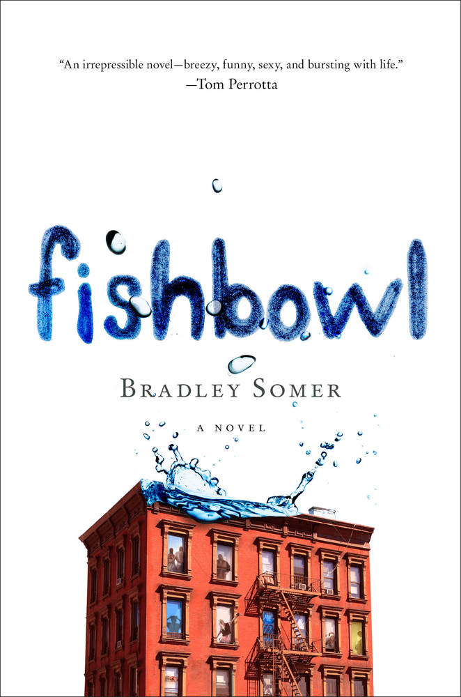 Fishbowl by Bradley Somer | The Black Lion Journal