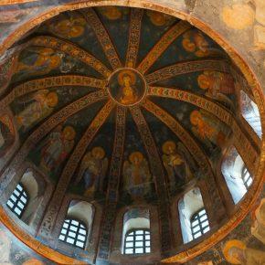 Istanbul: The Chora Church (KariyeMuseum)