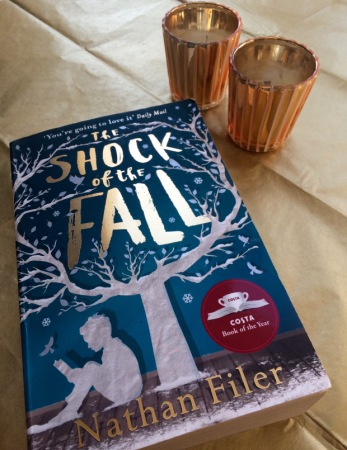 The Shock of the Fall, Changing Pages | The Black Lion Journal