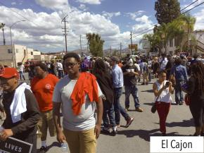 There Were Strong Days Of Protests After The Death Of AlfredOlango