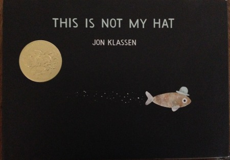 This Is Not My Hat By Jon Klassen is a children's book that even adults will like | The Black Lion Journal | The Black Lion