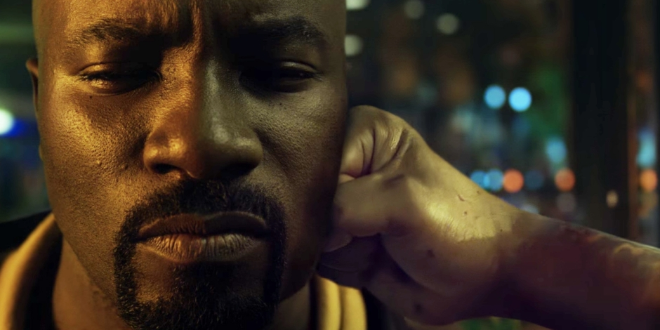 Marvel's Luke Cage (Mike Colter) on Netflix | The Black Lion Journal