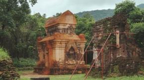 Vietnam's World Heritage site at MySon