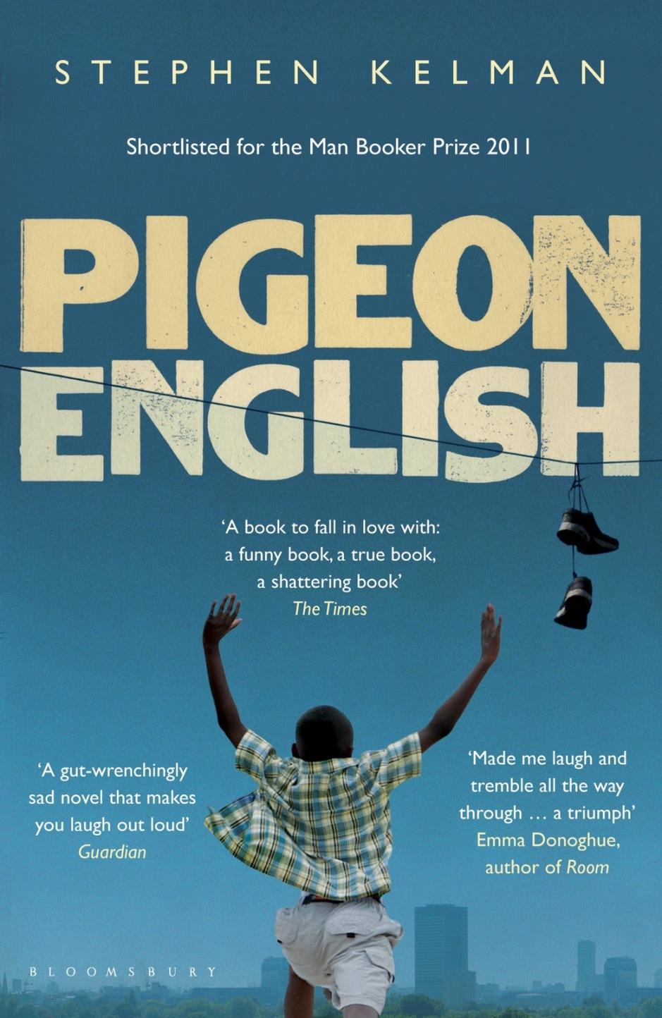 Pigeon English by Stephen Kelman | Book Review By Angela Vincent | The Black Lion Journal | The Black Lion