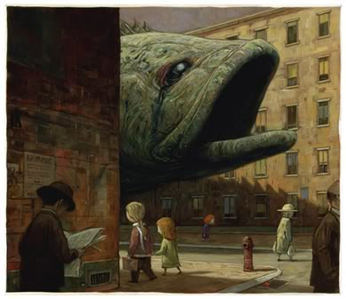 Shaun Tan's The Red Tree: A picture Book Focusing On Depression In Children | The Black Lion Journal | The Black Lion