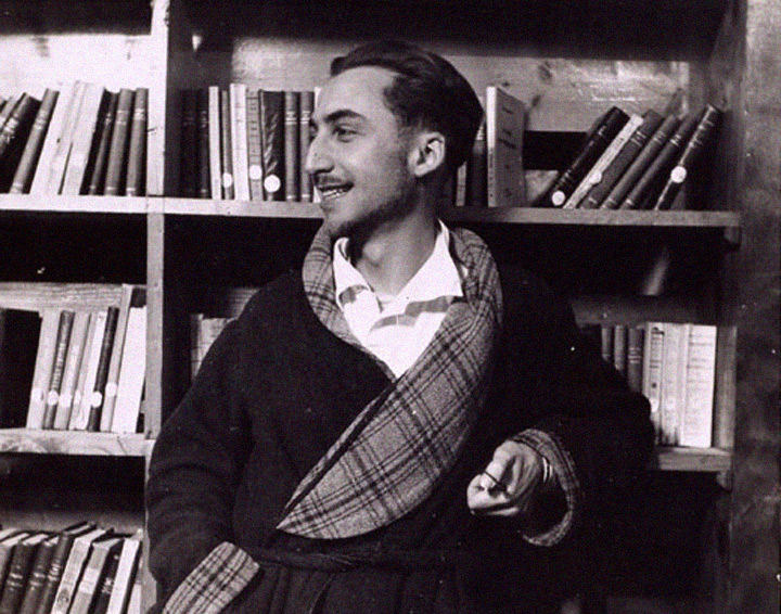 Young Roland Barthes Tuberculosis | The Black Lion Journal | The Black Lion