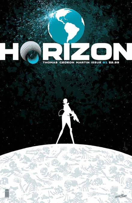 Horizon by Brandon Thomas and Juan Gedeon | The Black Lion Journal | The Black Lion