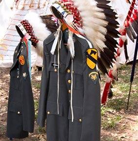 Honoring Native American Veterans