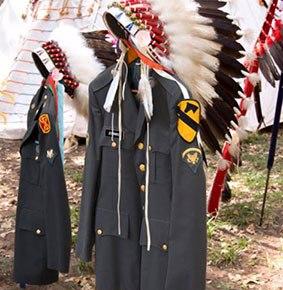 Honoring Native AmericanVeterans