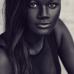 """They Don't Know That Being Dark Is Something They Don't Need To Change."" Model Khoudia Diop On Loving Her Skin"