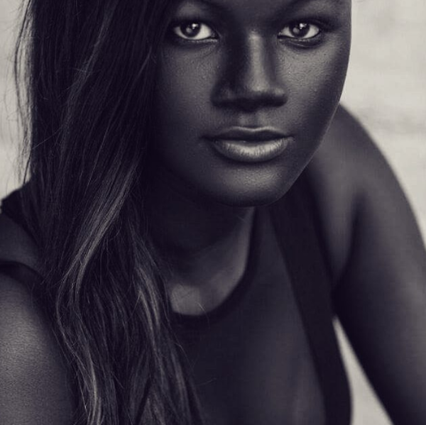 """""""They Don't Know That Being Dark Is Something They Don't Need To Change."""" Diverse Beauty: Model Khoudia Diop On Loving Her Skin   The Black Lion Journal   The Black Lion   Black Lion"""