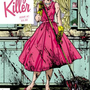 Comic Review: Lady Killer #1 by Joelle Jones • Published by Dark Horse