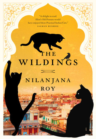 "The Wildings by Nilanjana Roy Is ""A Cat Lady's Dream Come True"" 