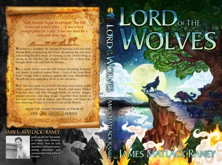 Interview | James Matlack Raney Talks To Us About Lord Of The Wolves, Finding Inspiration From Experience, & Subduing Writer's Doubt (With Tips For Beginner Writers!) | The Black Lion Journal | The Black Lion | Black Lion