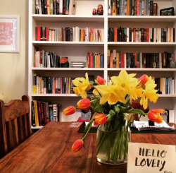 Interview | Changing Pages Founder Angela Vincent On Bookish Love (And Her Passion For Reading And Writing!) | Angela Vincent | Changing Pages | The Black Lion Journal | The Black Lion | Black Lion