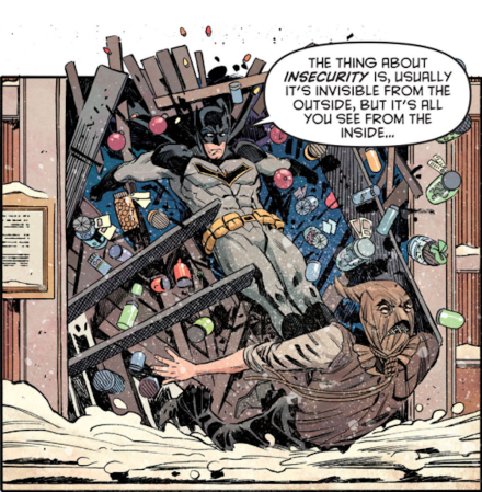 """On ComiXology App • Action Packed, Emotional, And Even Creepy: My Three Favorite Stories From Batman 2016 Annual #1 """"Silent Night"""" Showcase (Plus: Bonus New Series coming in 2017) 