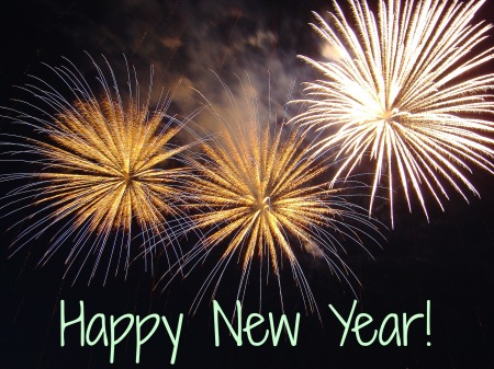 In Lieu Of A Post... Happy New Year! #2017 | Black Lion Journal | Black Lion