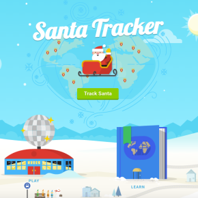 In Lieu Of A Post… Brief Words And Holiday Cheer On Google's Holiday Village! #HappyHolidays