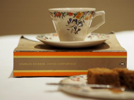 Classic Lit: Reading David Copperfield by Charles Dickens | Angela Vincent Of Changing Pages | The Black Lion Journal | The Black Lion | Black Lion