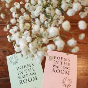 Poetically Speaking: Poems in the Waiting Room — The Arts In Health Charity Sharing Poetry To Patients | Changing Pages