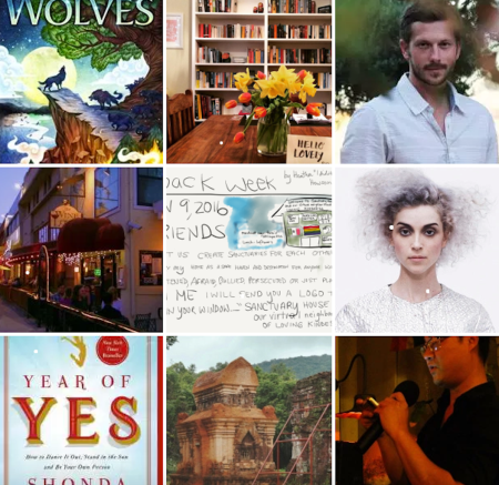 Top 10 Posts Of 2016 For The Black Lion Journal (What A Year) | Thaddeus Miles | The Black Lion Journal | The Black Lion | Black Lion