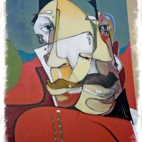 Newtown in Sydney: Public Art By 'EARS' Daniel O'Toole |Sentio