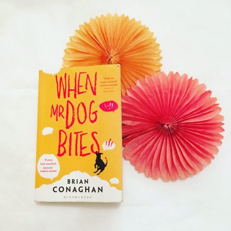 Book Review: When Mr Dog Bites by Brian Conaghan | Changing Pages | BL | Black Lion Journal | Black Lion