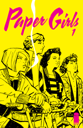 Girl love week! 'Snot Girl', 'Paper Girls', 'Bitch Planet', and 'Lumberjanes: Beyond Bay Leaf' | RachelMcGill