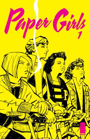Girl love week! Snot Girl, Paper Girls, Bitch Planet and Lumberjanes: Beyond Bay Leaf | Rachel McGill | BL | Black Lion Journal | Black Lion