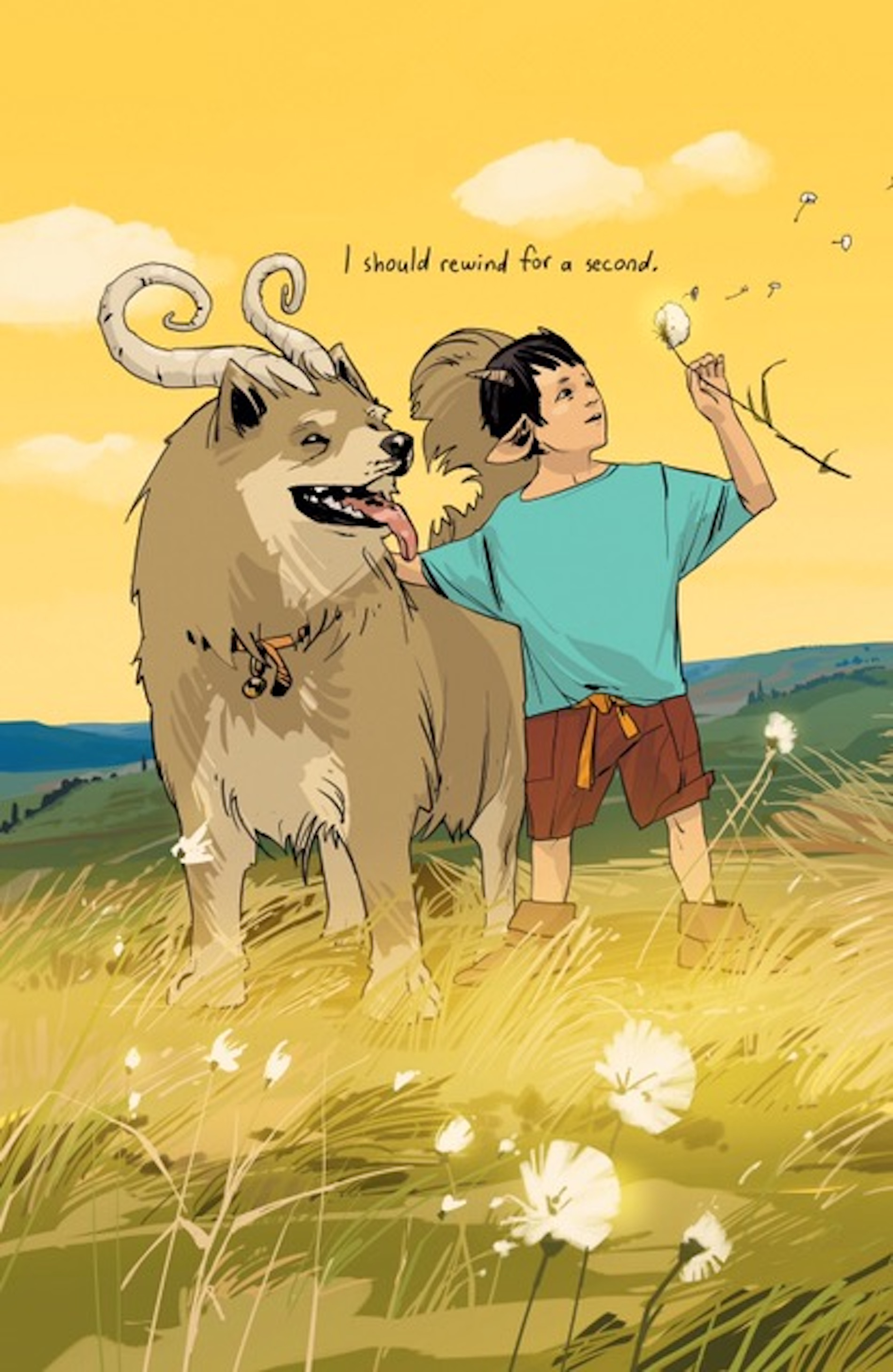 Rachel McGill's #ComicTuesday | Saga Volume 2 By Brian K. Vaughan & Fiona Staples | BL | Black Lion Journal | Black Lion