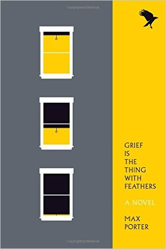 Book Review: Grief Is The Thing With Feathers by Max Porter | Changing Pages | BL | Black Lion Journal | Black Lion