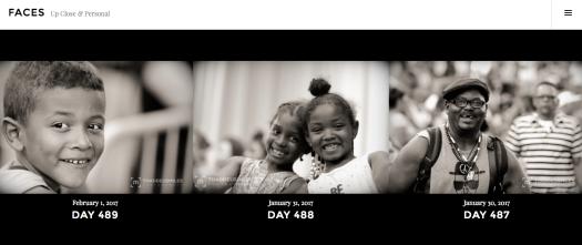 Mr. Thaddeus Miles, photographer, community member, father | BL | Black Lion Journal | Black Lion