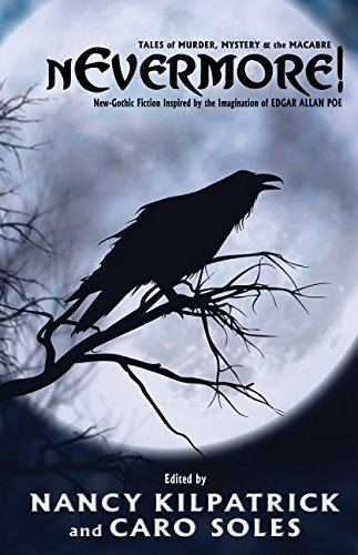 Book Review: 'nEvermore!' Edited By Nancy Kilpatrick & Caro Soles | I've Read This | BL | Black LIon Journal | Black Lion