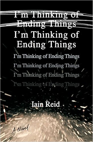 Book Review: I'm Thinking Of Ending Things By Iain Reid | I've Read This | BL | Black Lion Journal | Black Lion