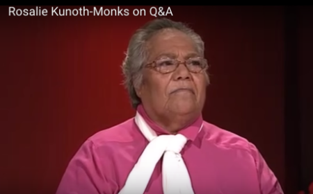 first-nation-voices-i-am-not-the-problem-i-am-not-the-problem-a-look-back-on-an-important-message-that-is-ever-relevent-lynn-b-walsh-questions-answered-by-rosalie-kunoth-monks-in-australia | BL | Black Lion Journal | Black Lion