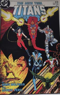Comic Review: 80's Flashback With 'The New Teen Titans' 'Cloak and Dagger' 'Dark Knight' & 'Shaman' | Rachel McGill | BL | Black Lion Journal | Black Lion