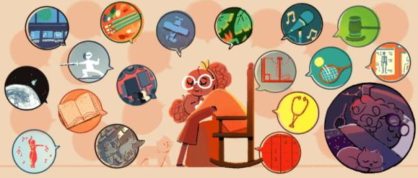 International Women's Day 2017 Google Doodle | beboldforchange-iwd2017 | International Women Day 2017 Campaign Theme Is, Appropriately, #BeBoldForChange | BL | Black Lion Journal | Black Lion