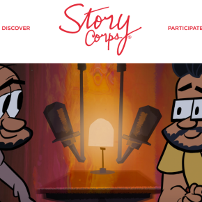 StoryCorps: To Preserve & Share Humanity's Stories #ShiftYourPerspective